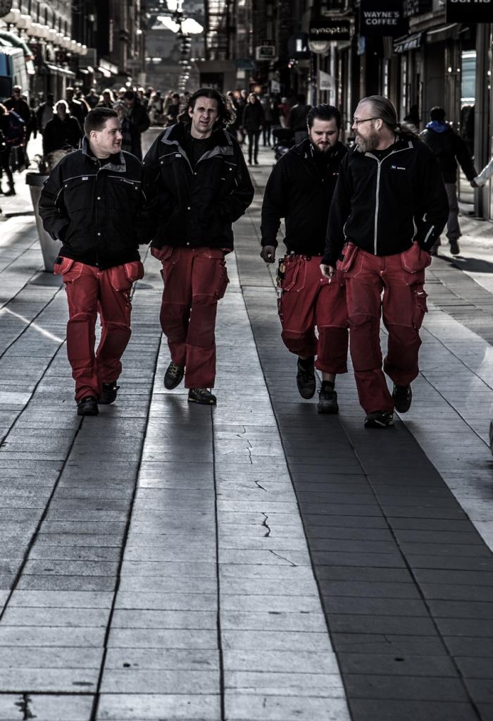 röda-byxor